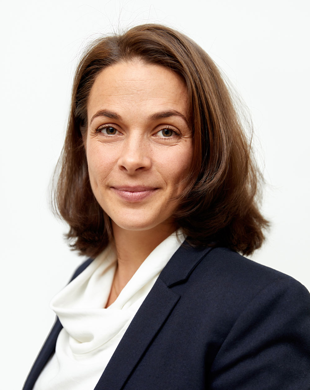 Portraitbild Linda Blumberg-Heise
